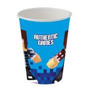 Copo de Papel Authentic Games C 08 unid  Festcolor
