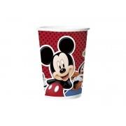 Copo de Papel Mickey 180ml c/12 unid Regina