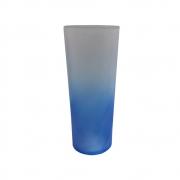 Copo Long Drink Degradê 350ml Azul