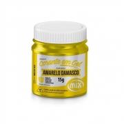 Corante em Gel Amarelo Damasco 15g Mix