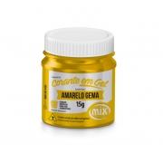 Corante em Gel Amarelo Gema 15g Mix