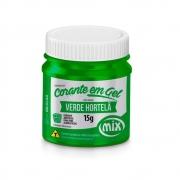 Corante em Gel Verde Hortelã 15g Mix