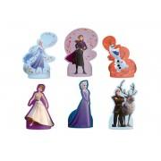 Decoração de Mesa Frozen 2 C 06 unid Regina