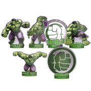 Decoração de Mesa Hulk C 06 unid Regina