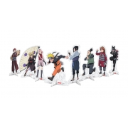 Decoração de Mesa Naruto c/8 unid Festcolor