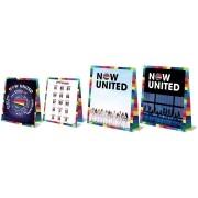 Decoração de Mesa Now United C 04 unid Festcolor
