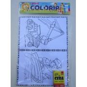 Desenhos para Colorir Pequeno Mini Toys