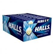Drops Halls Mentol C 21 unid