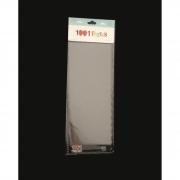 Espátula Decorativa Transparente 23x9,5 N12 1001 Festas