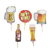 Espetinho Cerveja 10 unid