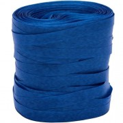 Fitilho Liso Azul Escuro 5mm x 50m