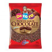 Flocos Macio Sabor Choc. 500G Cacau Foods Decora