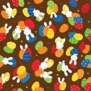 Folha para Ovos de Páscoa 69cmx89cm Mundo dos Ovos Sortido c/3 unid