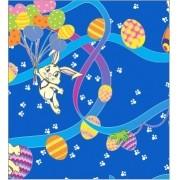 Folha para Ovos de Páscoa 70cmx90cm Colheita Azul c3 unid