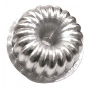 Forma Suíça Decorada N3 Alumínio Caparroz