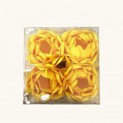 Forminha Bela Amarelo Neon c/20 Decora Doces
