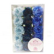 Forminha Bela Tons Azuis c/30 Decora Doces