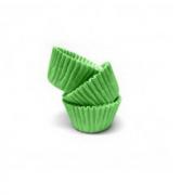 Forminha de Papel Verde Claro N.6 C/100 unid. Vipel
