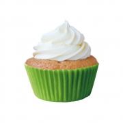 Forminha  Para Cupcake Verde Claro c/45 unid Flip