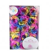 Forminha Princesa c/30 unid Tie Dye Vivid Decora Doces