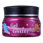 Gel Glitter Pink 150g Colormake