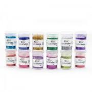 Glitter C 12 Cores Colormake
