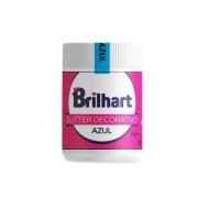 Glitter Decorativo Azul 5g Brilhart