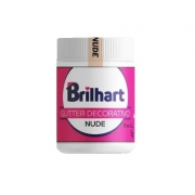 Glitter Decorativo Nude 5g Brilhart