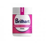 Glitter Decorativo Pink 5g Brilhart