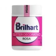 Glitter Decorativo Rosa 5g Brilhart