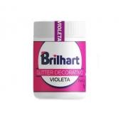 Glitter Decorativo Violeta 5g Brilhart