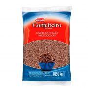 Granulado Macio Sabor Chocolate 1,05 kg Harald