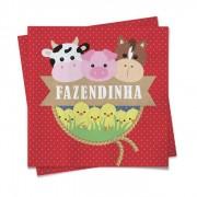 Guardanapo Fazendinha C 20 unid Cromus
