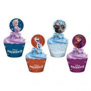 Kit Confeitaria Frozen 2 Regina