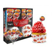 Kit Cupcake Carros Regina