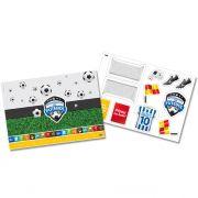 Kit Decorativo Apaixonados por Futebol Festcolor