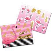 Kit Decorativo Flamingo Festcolor