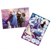 Kit Decorativo Frozen 2 Regina