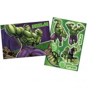 Kit Decorativo Hulk Regina