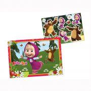 Kit Decorativo Masha e o Urso Regina
