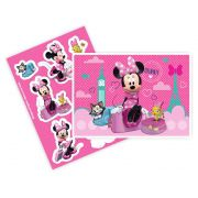 Kit Decorativo Minnie Rosa Regina