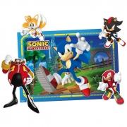 Kit Decorativo Sonic Regina