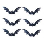 Kit Morcego c/6 unid Festa Maluca