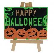 Lousa Happy Halloween Grintoy