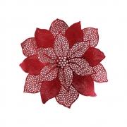 Lugar Americano Flor 47cm Vermelha Yazi
