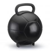 Maleta Bola de Futebol Preta