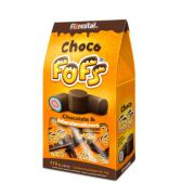 Marshmallow 112G 08 unid Cobertura Chocolate Fofs  Florestal