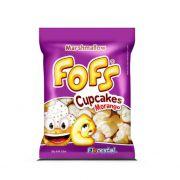 Marshmallow 160g Cupcakes Morango Fofs Florestal