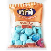 Marshmallow 250g Vulcão Azul Fini