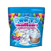 Marshmallow 400g Party Mallows Baunilha e Tutti Florestal